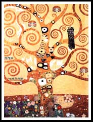G Klimt - Tree of Life